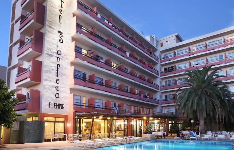 AzuLine H. S'Anfora & Fleming - Hotel - 9