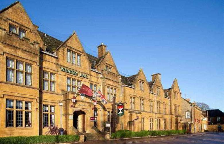 Mercure Banbury Whately Hall Hotel - Hotel - 0