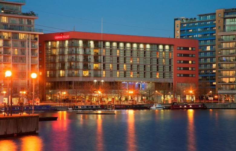 Crowne Plaza London Docklands - General - 0