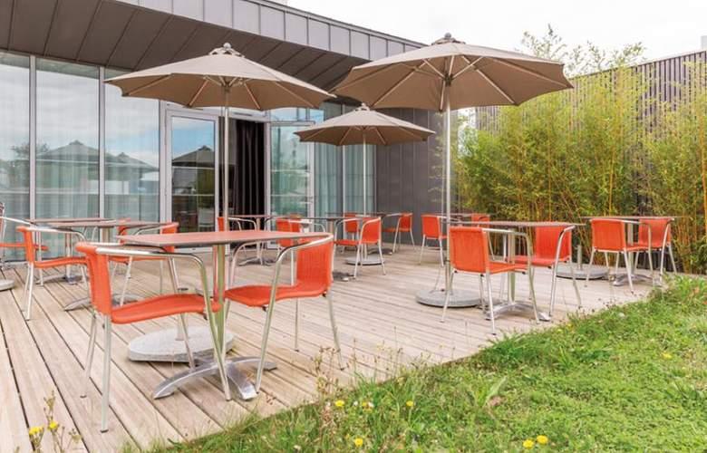 Appart City Saint Nazaire Ocean - Terrace - 4