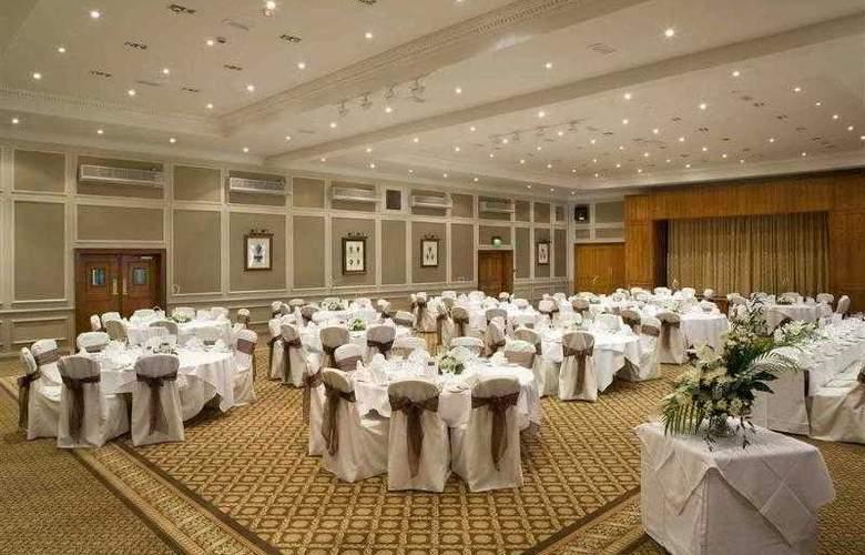 Dunkenhalgh Hotel & Spa Blackburn - Hotel - 22