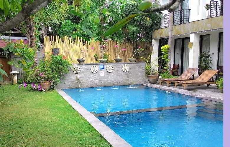 Puri Maharani Boutique Hotel & Spa - Pool - 26