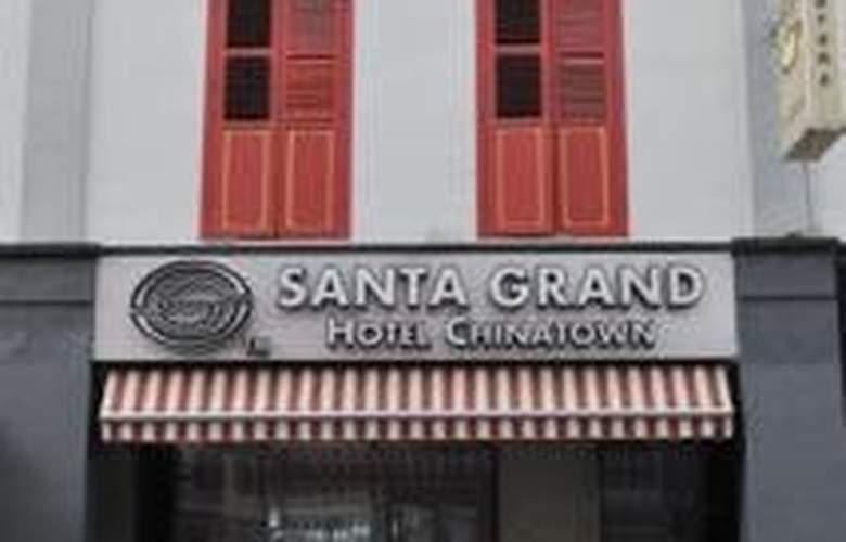 Santa Grand Hotel Chinatown - Hotel - 0