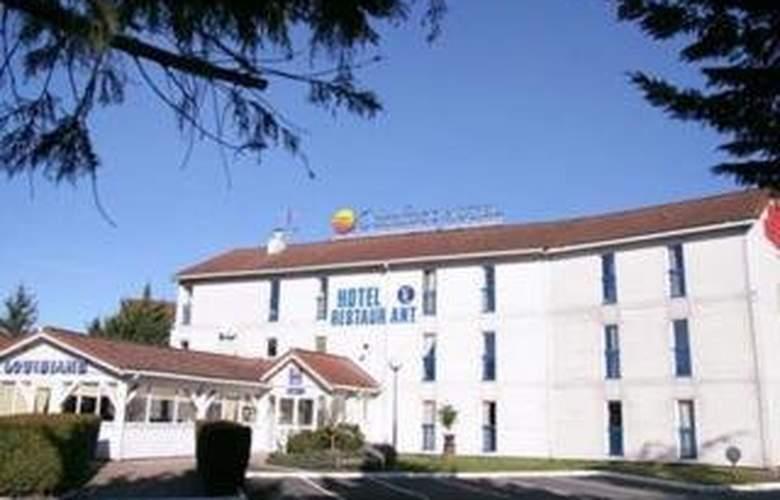 Lagny sur Marne Comfort Hotel - Hotel - 0