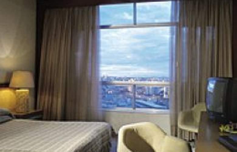 Belo Horizonte Othon Palace - Room - 4