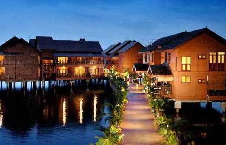 Water Chalet (Kampung Air) Bukit Merah - Hotel - 0
