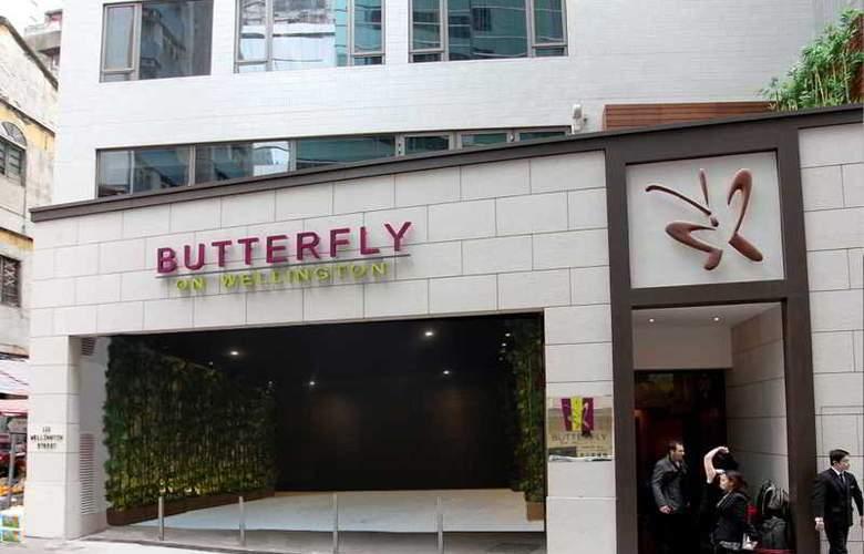 Butterfly on Wellington - Hotel - 3
