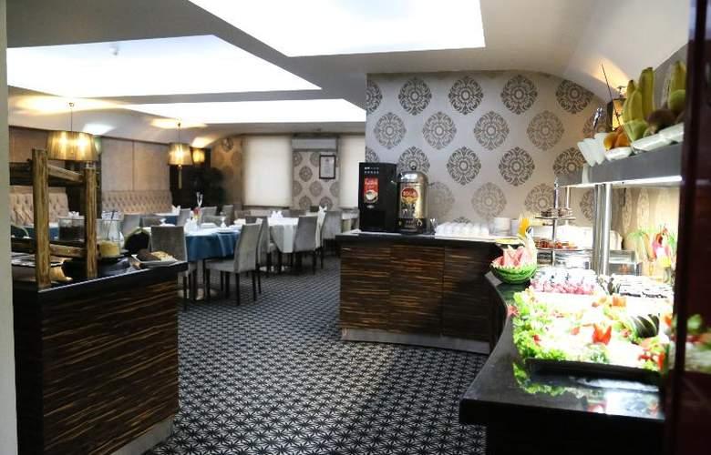 Black Cloud - Restaurant - 15