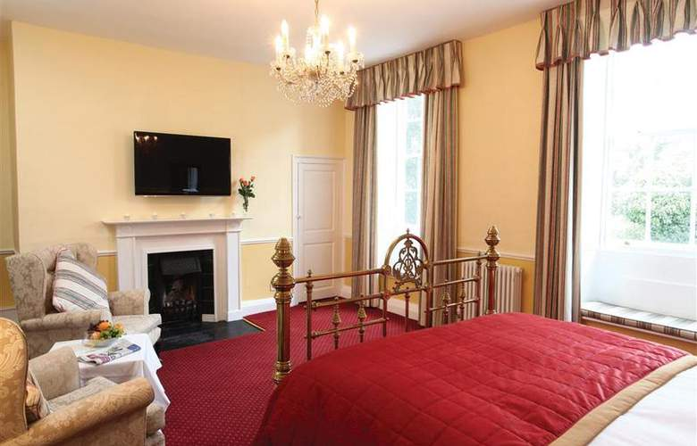 Best Western Henbury Lodge Hotel - Room - 74
