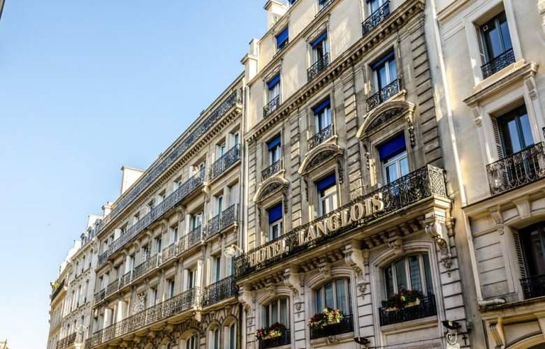 Langlois - Hotel - 0