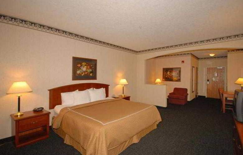Comfort Suites Linn County Fairground and Expo - Room - 3