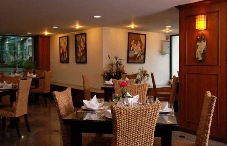 C H Hotel Chiang Mai - Restaurant - 17