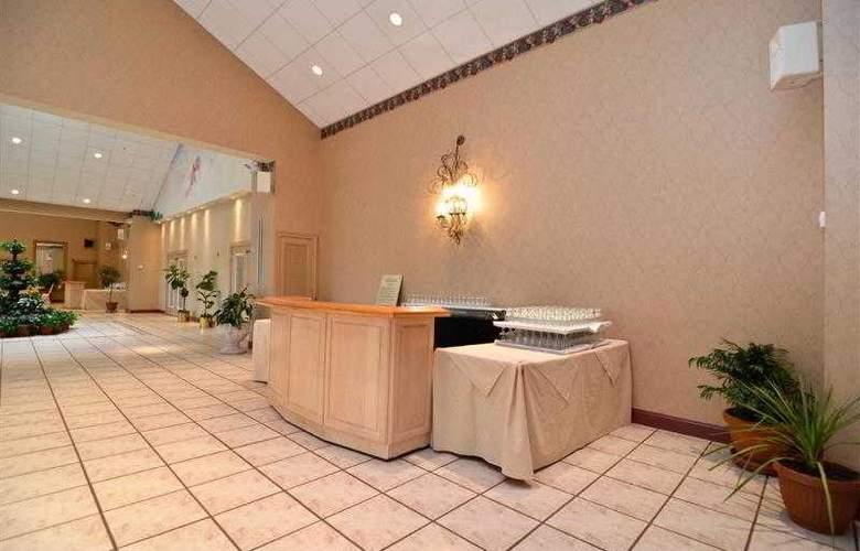 Best Western Plus Concordville Hotel - Hotel - 63