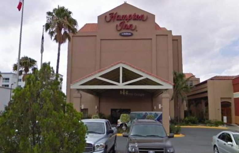 Hampton Inn Monterrey Aeropuerto - Hotel - 0