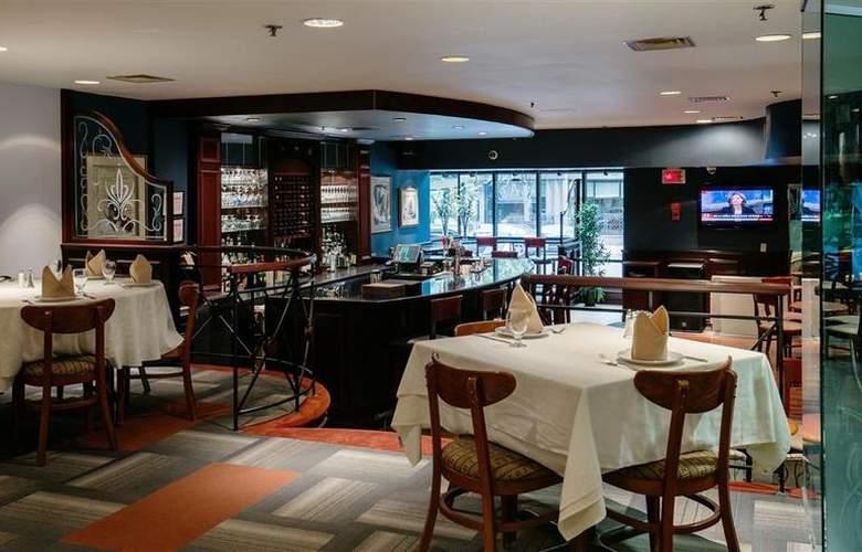 Best Western Ville-Marie Hotel & Suites - Restaurant - 51