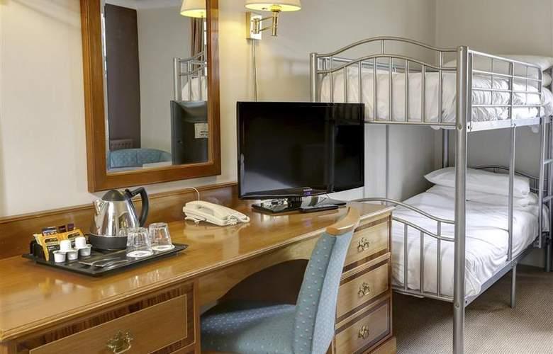 Best Western Stoke-On-Trent Moat House - Room - 66