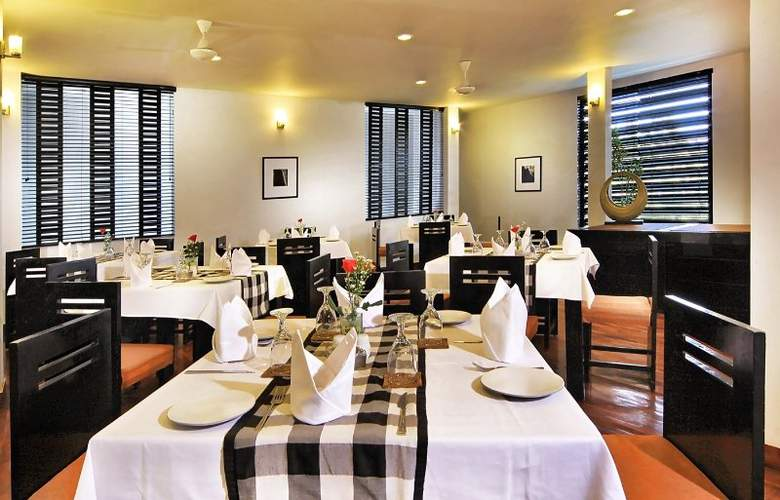 The Seminyak Suite - Restaurant - 12