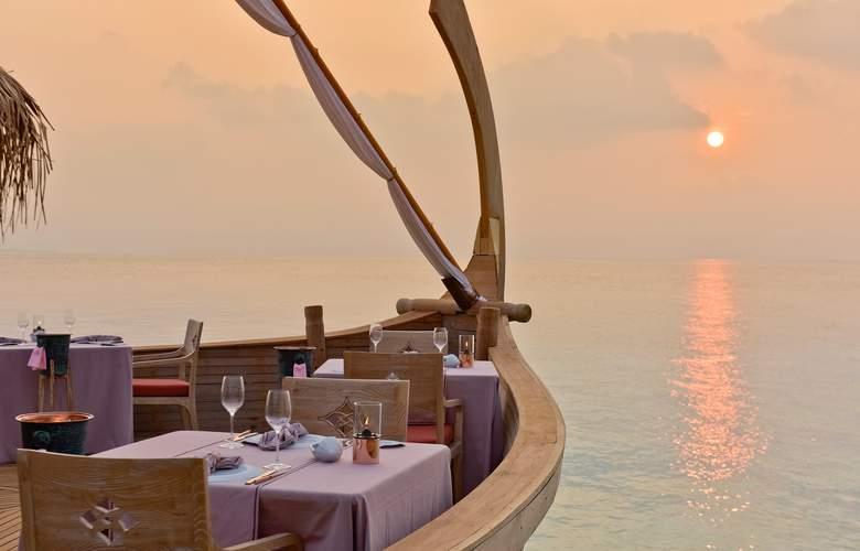Milaidhoo Island Maldives - Restaurant - 59