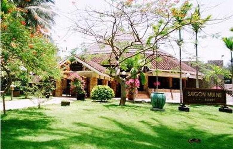 Saigon Mui Ne Resort - Hotel - 0