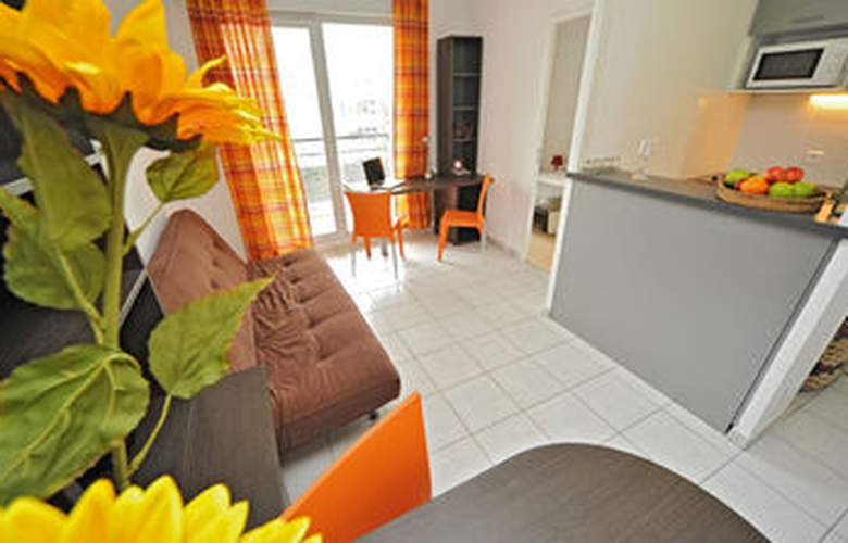 Appart'City Lyon Vaise Saint Cyr - Room - 4