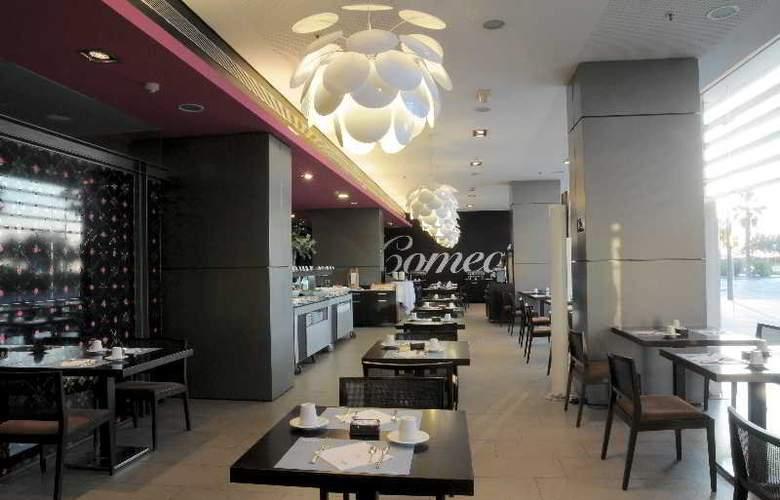 Occidental Atenea Mar  - Restaurant - 23