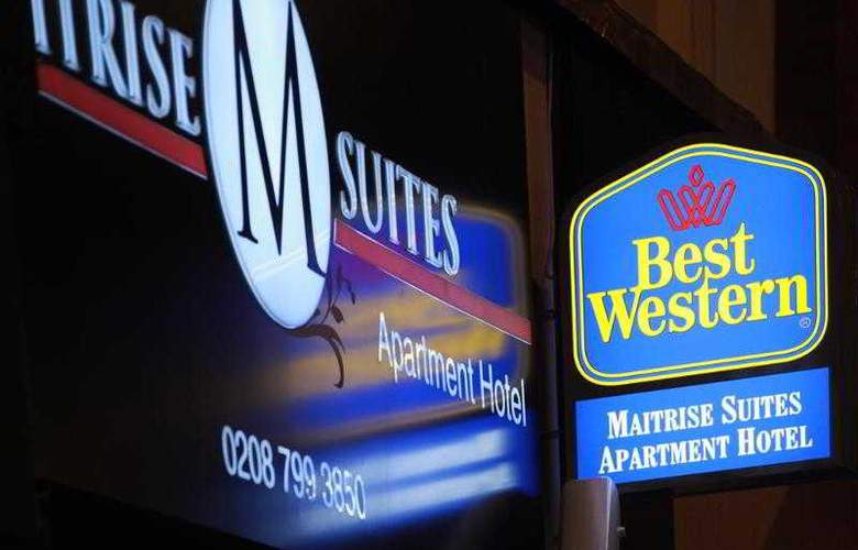Best Western Maitrise Suites - Hotel - 2