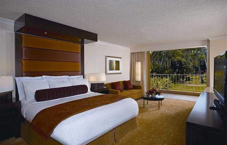 Kauai Marriott Resort on Kalapaki Beach - Room - 1