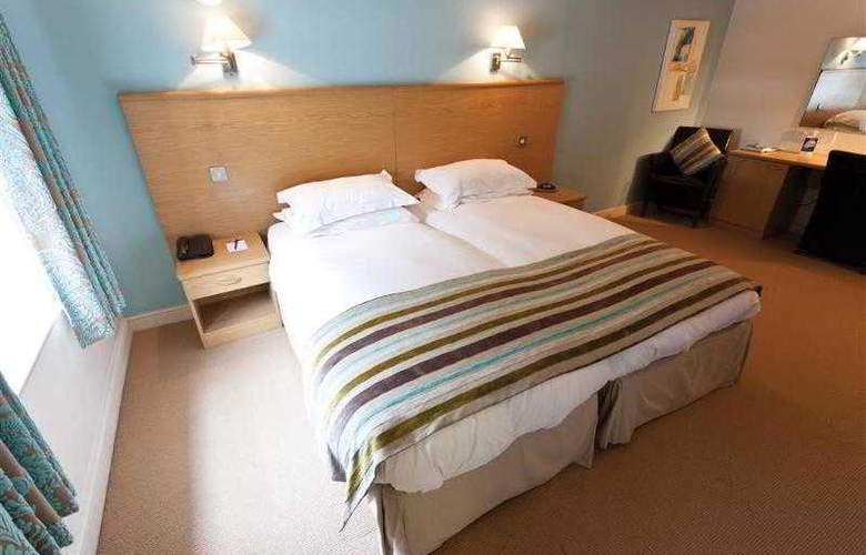 Best Western Mosborough Hall - Hotel - 106