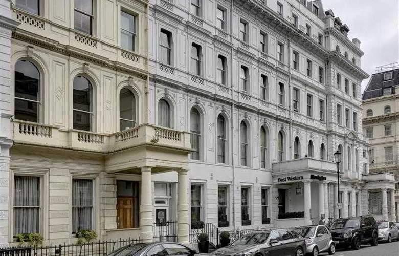 Best Western Mornington Hotel London Hyde Park - Hotel - 39