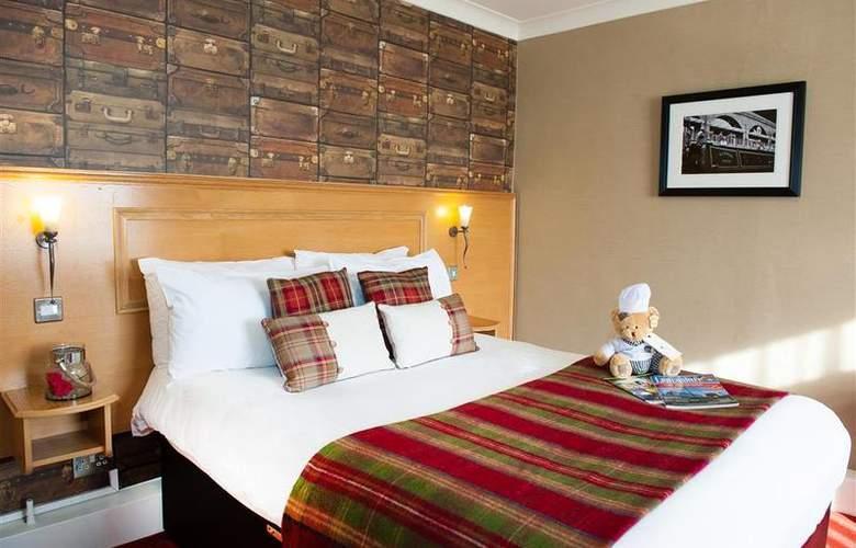 Best Western Willowbank - Room - 73