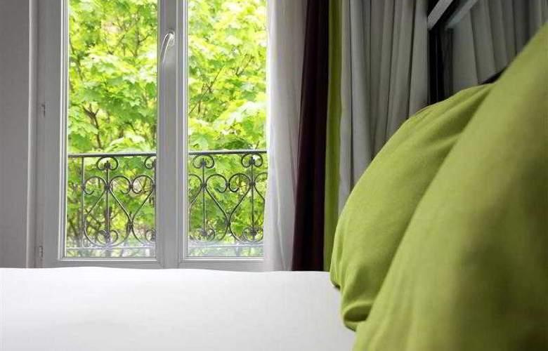 Best Western Hotel Le Montparnasse - Hotel - 37