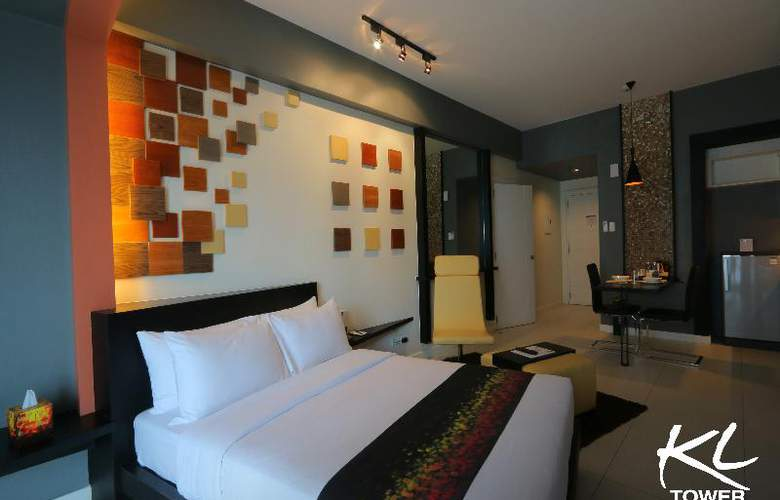 KL Tower Serviced Residences - Hotel - 0