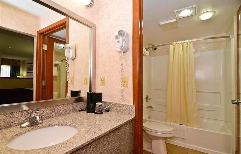 Best Western Sunland Park Inn - Room - 95