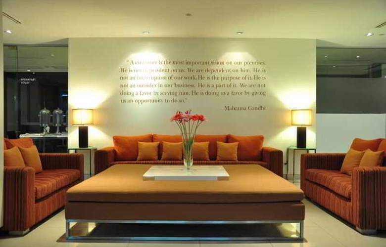 The Bedrooms Boutique Hotel - General - 11