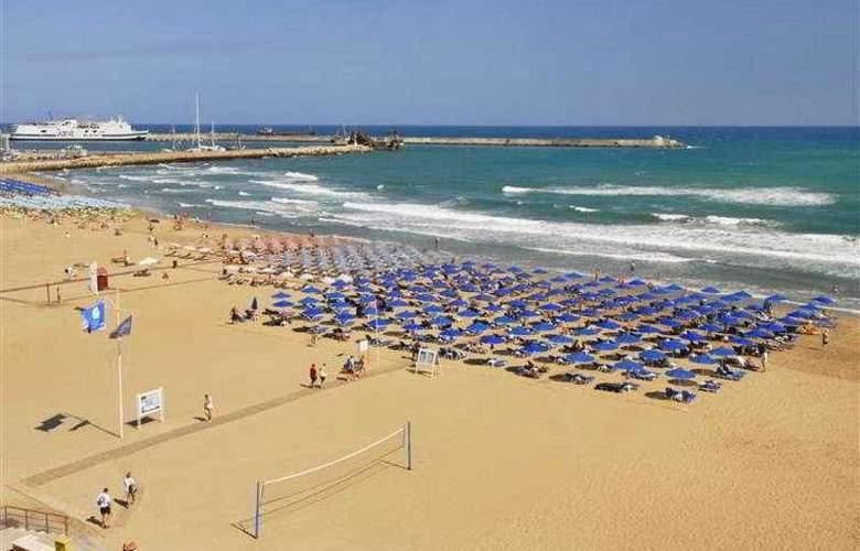 Aquila Porto Rethymno - Beach - 8