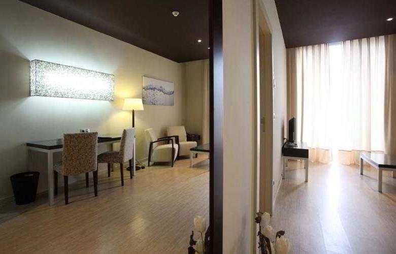 Sercotel Boulevard Vitoria-Gasteiz - Room - 7