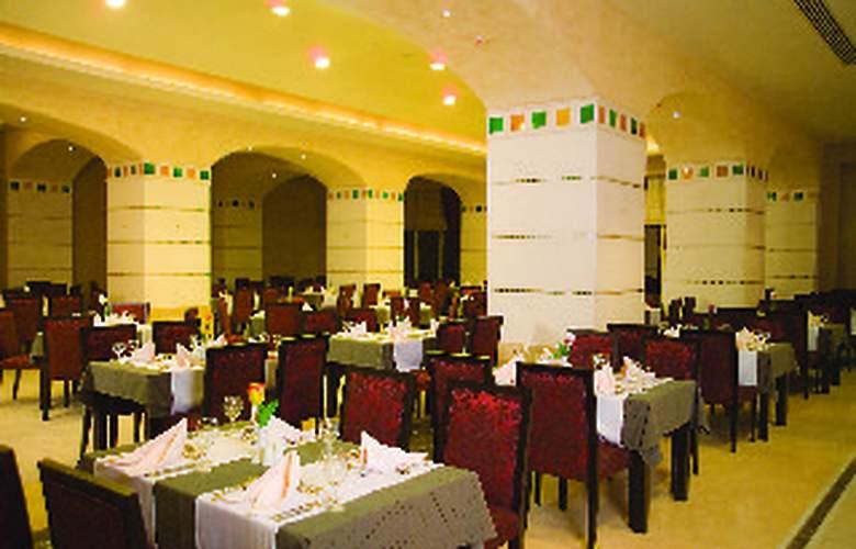 Horus Paradise Club Resort - Restaurant - 10