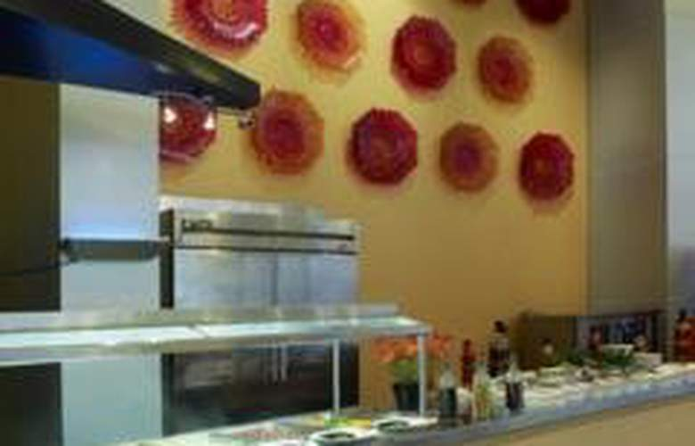 Holiday Inn Monterrey Parque Fundidora - Restaurant - 3