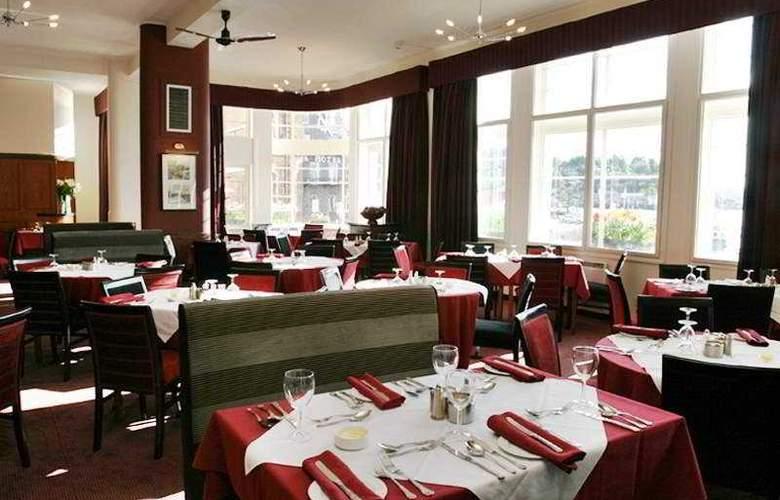 The Regent - Restaurant - 4