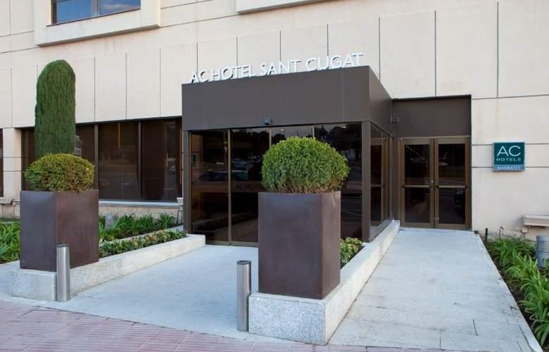 AC Hotel Sant Cugat by Marriott - Hotel - 7