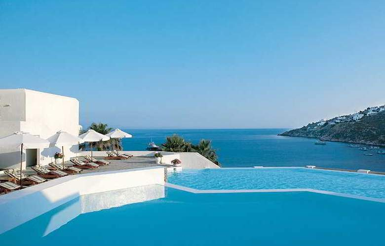 Mykonos Blu, Grecotel Exclusive Resort - Pool - 4