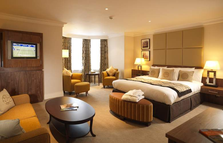Best Western Reading Moat House - Room - 44