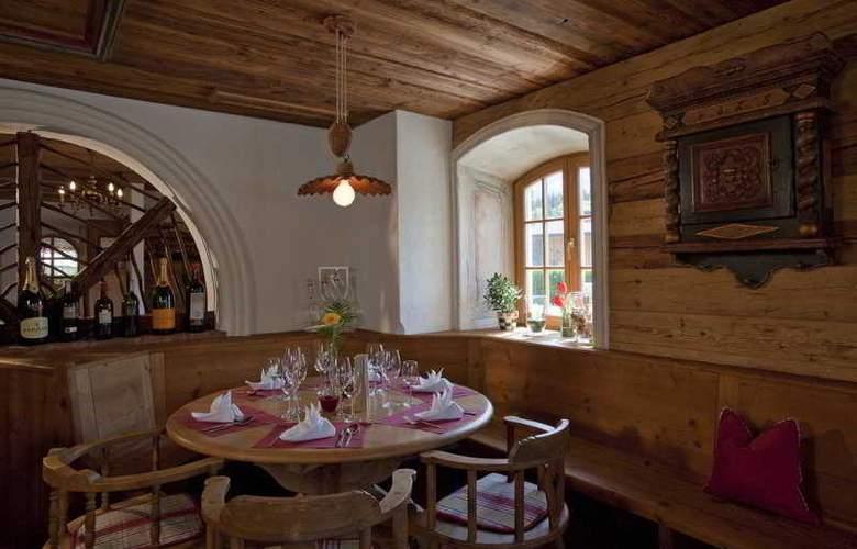 Landhotel Vordergrub - Restaurant - 5