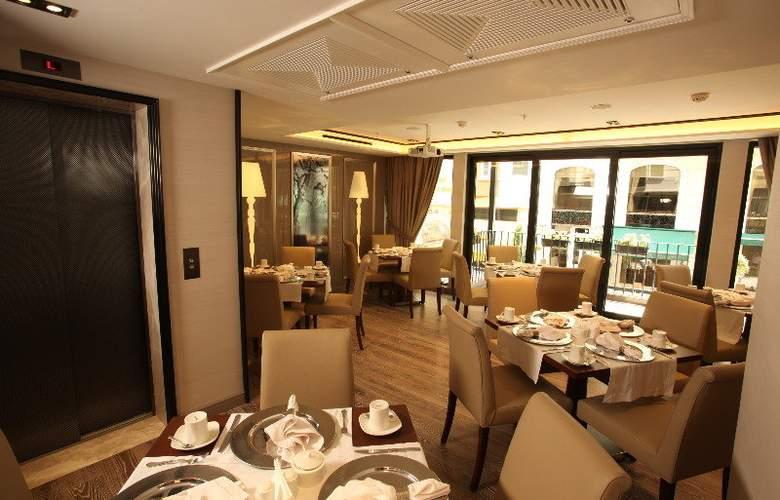 La Villa Hotel - Restaurant - 2