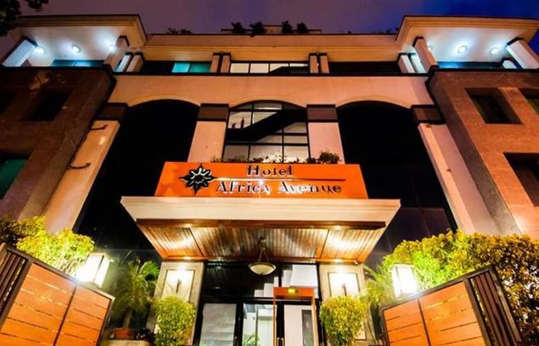 Africa Avenue Safdarjung - Hotel - 3