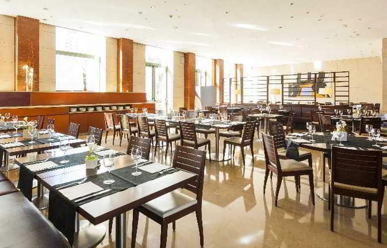 Ilunion Valencia - Restaurant - 36