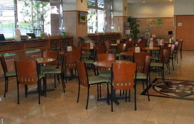 Toyoko Inn Yodoyabashi-Eki Minami - Restaurant - 2