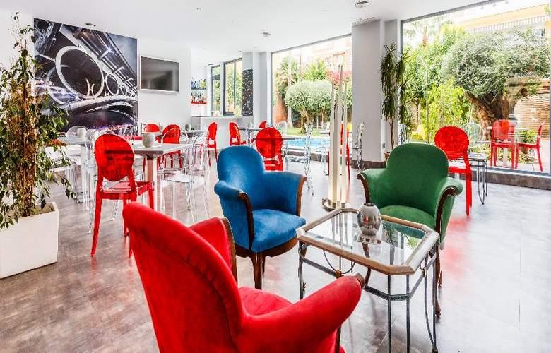 AACR Monteolivos - Restaurant - 27