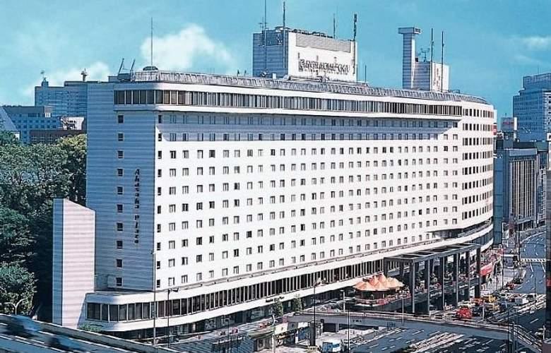 Akasaka Excel Hotel Tokyu - Hotel - 0