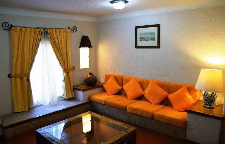 Villas Arqueologicas Cholula - Room - 26